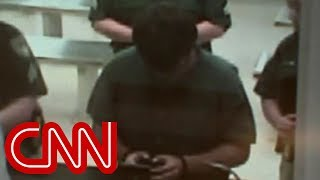 Download Texas shooting suspect speaks in court Video