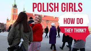 Download What do Polish girls in Warsaw & Krakow think of foreign guys? Video
