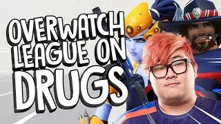 Download OVERWATCH LEAGUE ON DRUGS Video