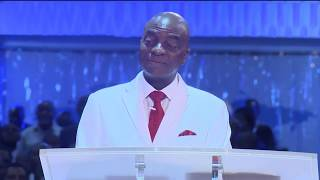 Download Bishop Oyedepo @One Night with the King, April 06, 2018 [Teaching #1] Video