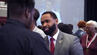 Download 2017 New Student Induction & Eagle Pinning Ceremony Video