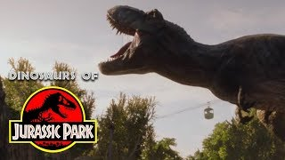 Download Every Dinosaur in the Jurassic Park Series (including FALLEN KINGDOM) Video