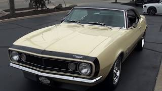 Download 1967 Chevrolet Camaro $35,900.00 Video