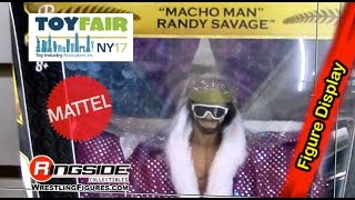 Download Part 1: Mattel 2017 NY Toy Fair WWE Figure Display - Ringside Collectibles Video