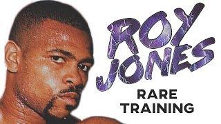 Download Roy Jones Jr RARE Training In Prime Video