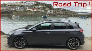 Download Living with the Hyundai i30N (500 mile Road Trip) Video