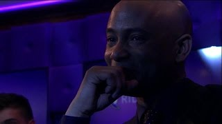 Download Humberto tot tranen geroerd door Edsilia Rombley - RTL LATE NIGHT Video