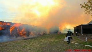 Download Media Næstved 060517 Større brand i halmstak i Vemmetofte ved Faxe Video