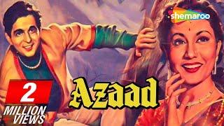 Download Azaad (HD) - Dilip Kumar - Meena Kumari - Pran - Bollywood Classic Movie Video