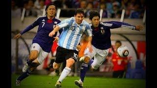 Download メッシが日本代表を相手にするとこうなる!アルゼンチンxサッカー日本代表 【ゴール・ハイライト】 Video
