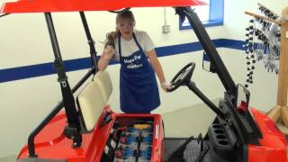 Download Installing a FULLY ASSEMBLED WATERING KIT ON A GOLF CAR battery (BWT) Video