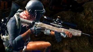Download THE 15X SCOPE IS A MONSTER!! - PLAYER UNKNOWN'S BATTLEGROUNDS Video