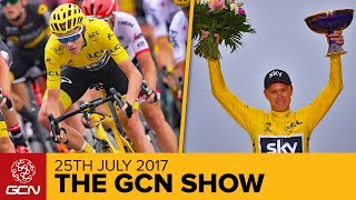 Download How Did Chris Froome Win The Tour de France Again? | The GCN Show Ep. 237 Video