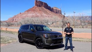 Download Is the all new 2020 Kia Telluride the BEST SUV you can BUY? Video