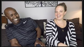 Download HOW WE MET - Interracial and international couple Video