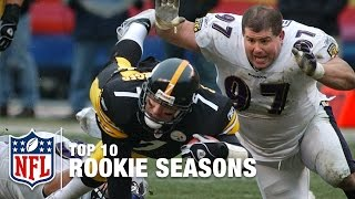 Download Top 10 Rookie Seasons in NFL History | #ThrowbackThursday | NFL NOW Video