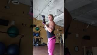 Download Biceps /Triceps Jen Louwagie 21's Video