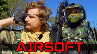 Download VIDEO GAME AIRSOFT Video