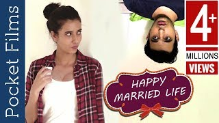 Download Husband and wife love after marriage   Romantic Short Film - Happy Married Life! Video