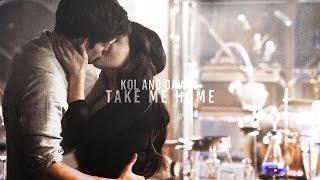Download kol and davina   take me home Video