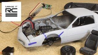 Download Firebird Drift Build: Part 2 Making Progress on Suspension + Electronics Video