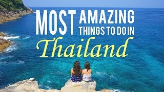 Download Most Amazing Things to Do in Thailand Video