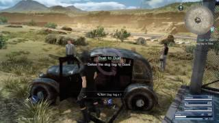 Download Final Fantasy XV playthrough pt11 - Killer Giraffes and Magic Crafting Video