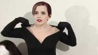 Download Emma Watson Takes It ALL Off Video