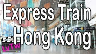 Download Hong Kong Airport Express Train 機場快綫 Video