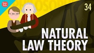 Download Natural Law Theory: Crash Course Philosophy #34 Video