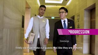 Download A Day in the Hotel Industry Video