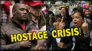 Download HOSTAGE CRISIS! US Citizens sacrificed as Sick Dems do UNTHINKABLE for ILLEGALS #SchumerShutdown Video