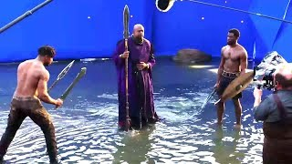 Download Black Panther - Behind the Scenes Video