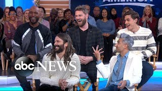 Download The Fab 5 from 'Queer Eye' spill secrets from their hit show Video