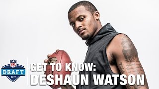 Download Get to Know: Deshaun Watson (Clemson, QB) | 2017 NFL Draft Video