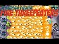 Download Plants vs Zombies 2 Epic Hack : The Fire Threepeaters vs Each Freakin' Zombots Video