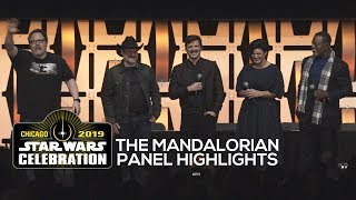 Download 'Star Wars Celebration' The Mandalorian Panel Highlights Video