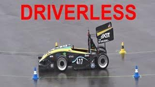Download FSG 2017 - Driverless Trackdrive - KA-RACING, STARKSTROM AUGSBURG, AMZ Video