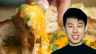 Download How To Make A Chili Dip Bread Bowl Recipe By Alvin •Tasty Video