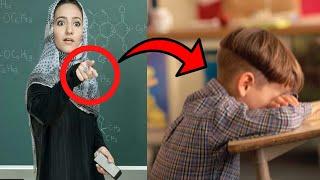 Download هذه المعلمة قالت لطلابها ″أحبكم جميعا إلا أنت″ و السبب كان مفاجئ للجميع و صادم Video