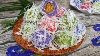 Download Hãy một lần thưởng thức Bánh Nếp kiểu Thái Tam Sắc Video