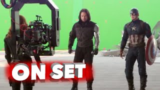 Download Captain America: Civil War: Behind the Scenes Movie Broll- Scarlett Johansson, Chris Evans Video