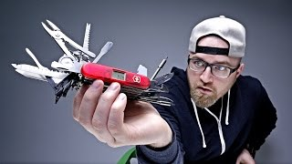 Download THE CRAZIEST SWISS ARMY KNIFE Video