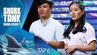 Download Thành Công Gọi Vốn Nửa Triệu USD (~11 TỶ VND) | Shark Tank Việt Nam Tập 6 [Full ] Video