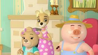 Download Bananas In Pyjamas Full Episode Compilation Vol #12 - Puddle Jumper (Children's Animation) Video