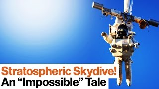 Download Stratospheric Skydiving: Opening the Door to Civilian Space Travel   Alan Eustace Video