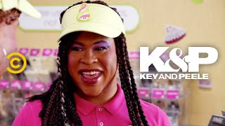 Download The Perks of Working at a Froyo Shop - Key & Peele Video