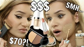 Download FULL FACE Using Only MARC JACOBS Makeup! WORTH IT or TOSS IT?! Video