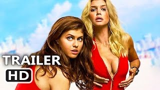 Download BAYWATCH Official Trailer # 3 (2017) Dwayne Johnson, Zac Efron, Alexandra Daddario Comedy Movie HD Video