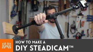 Download DIY Steadicam™ (Camera counter balance) // How-To Video